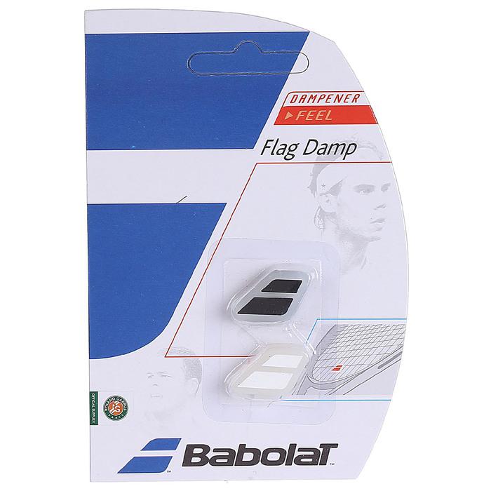 Виброгаситель Flag Damp, цвет чёрный/белый