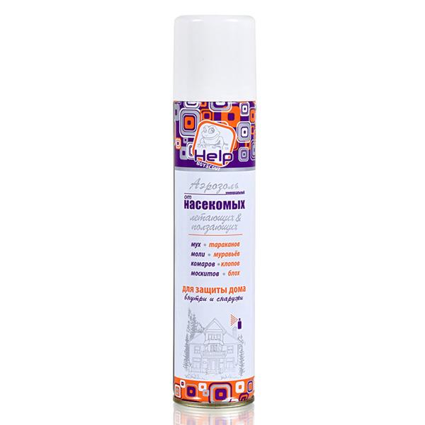 Аэрозоль универсальный от насекомых Help 80222