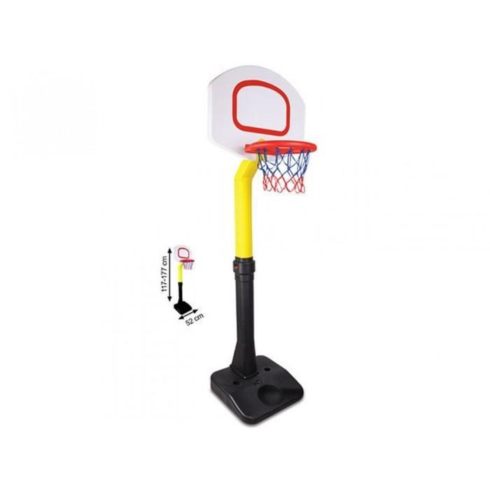 Баскетбольное кольцо «Супер баскетбол», с регулируемым по высоте щитом