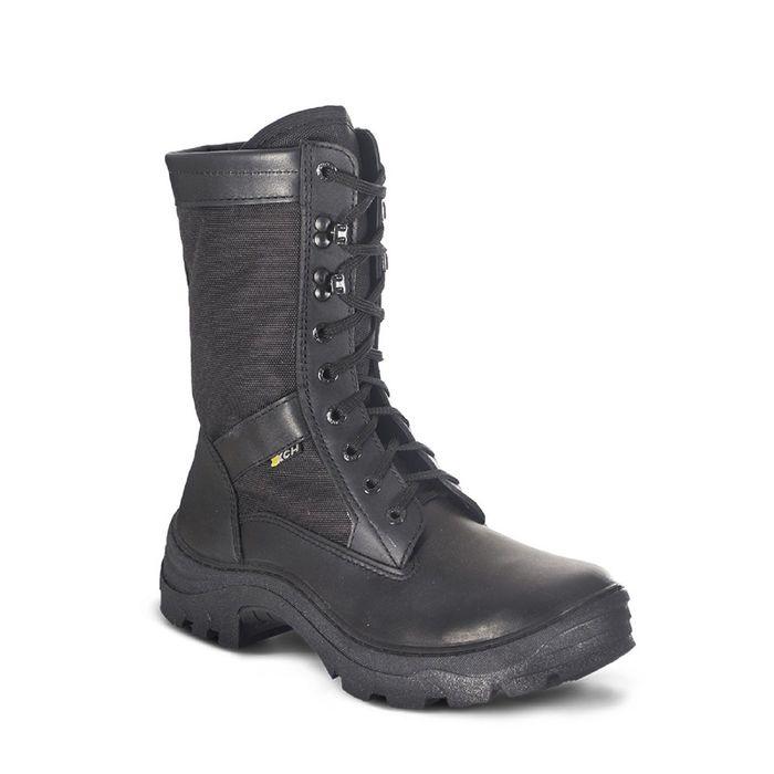 Ботинки мужские «Легионер», чёрные/камбрель, размер 45