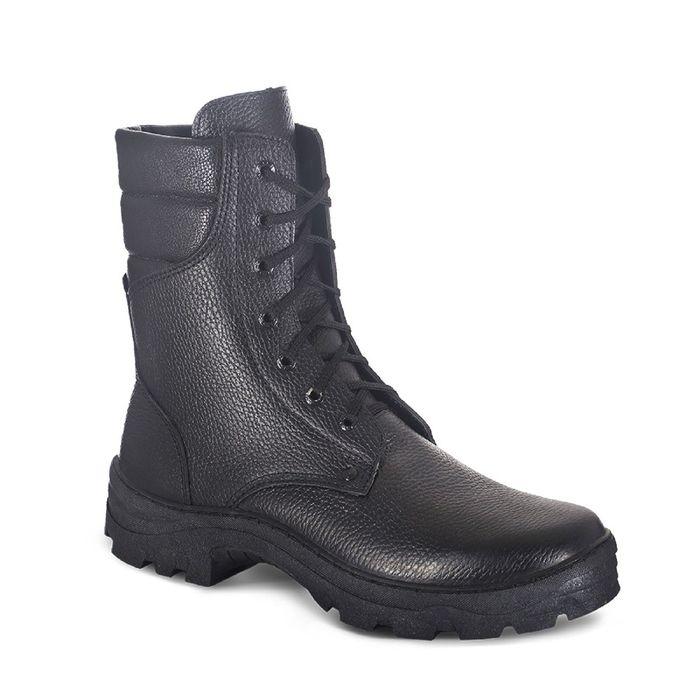 Ботинки мужские«Охрана-Легионер», зимние, с натуральным мехом, размер 46