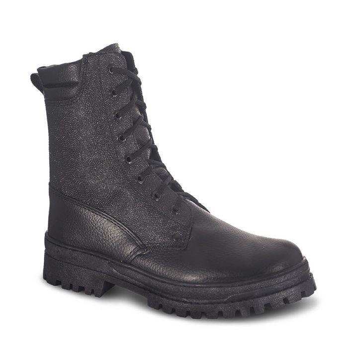 Ботинки мужские «Охрана Лето», комбинированные, размер 38