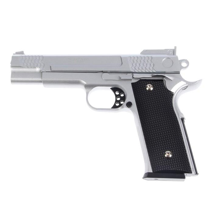 Пистолет пружинный Galaxy G.20S, клб 6 мм