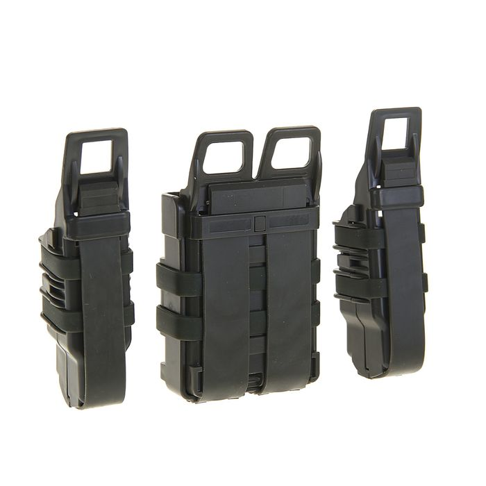 Подсумок Fast Mag accessory box of vest (L SIZE) OD MG-05-OD