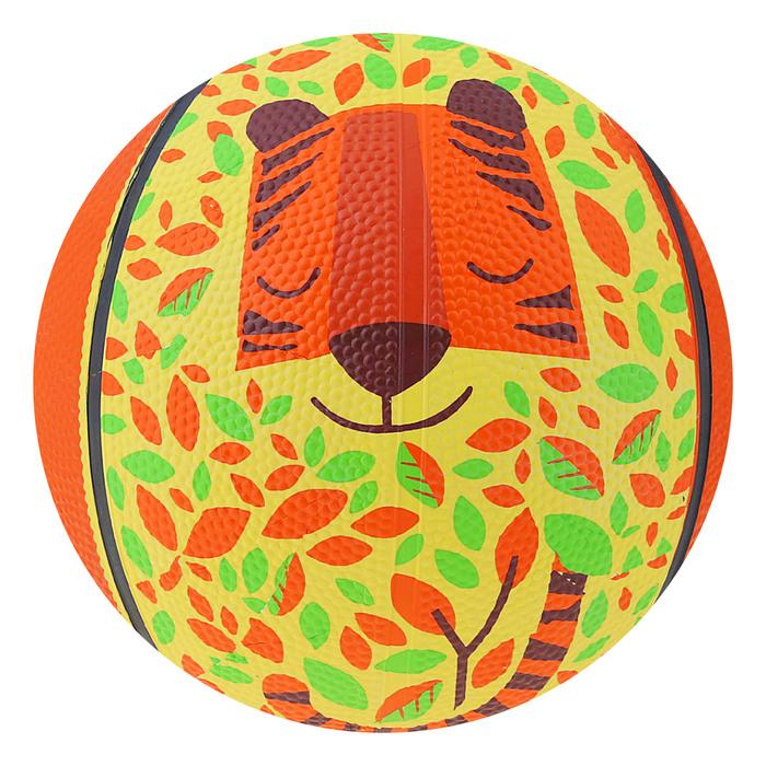 Мяч баскетбольный «Лис», размер 3, 280 г