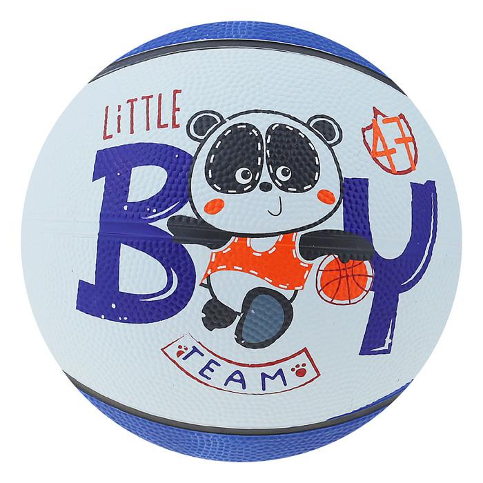 Мяч баскетбольный BOY, размер 3, 280 г