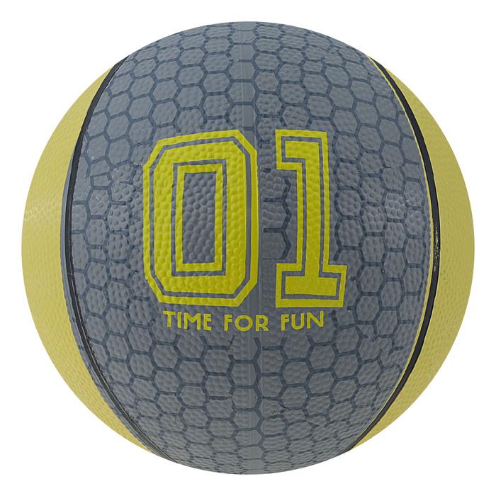 Мяч баскетбольный «01», размер 3, 280 г