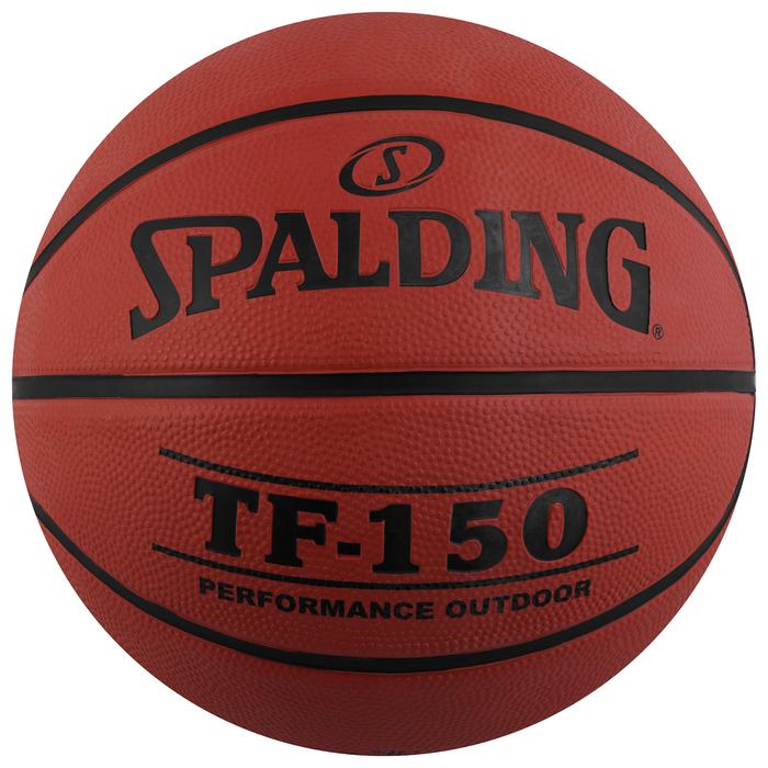 Мяч баскетбольный Spalding TF-150, 63-684z, размер 7