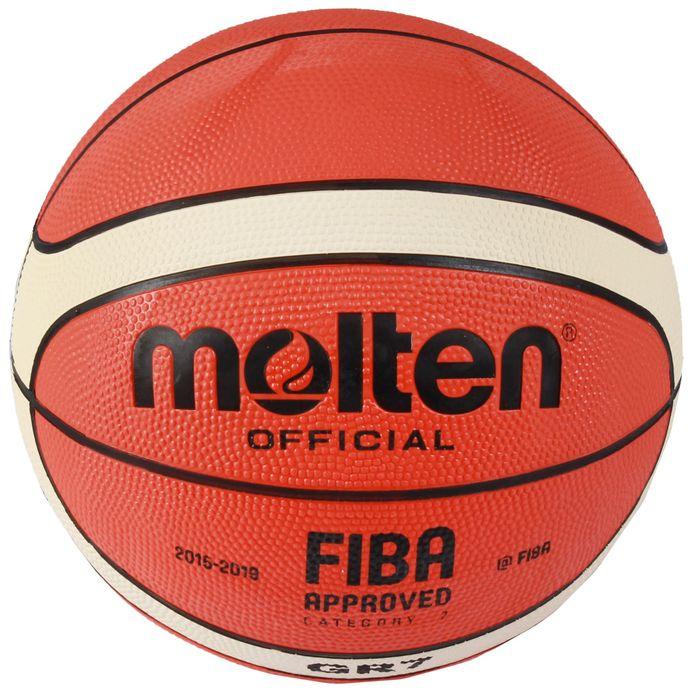 Мяч баскетбольный Molten BGR7-OI, размер 7