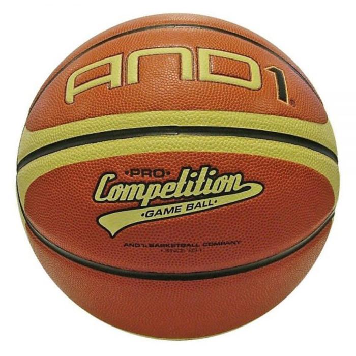 Баскетбольный мяч AND1 Competition Micro Fibre composite, размер 6
