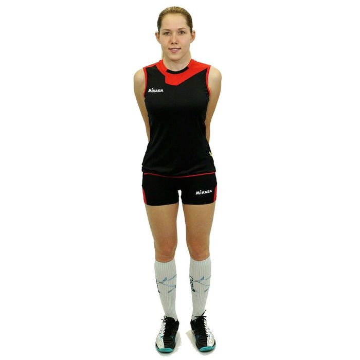 Форма волейбольная  L MIKASA MT244 0097 KOI