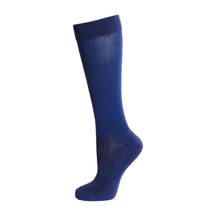 Гетры спортивные Спорт 7 цвет синий, р.32-34