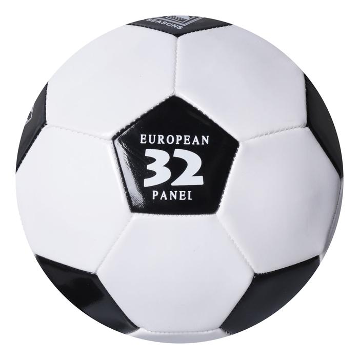 """Мяч футбольный """"Classic"""", размер 5, 32 панели, PVC, 3 подслоя, машинная сшивка, 300 г"""