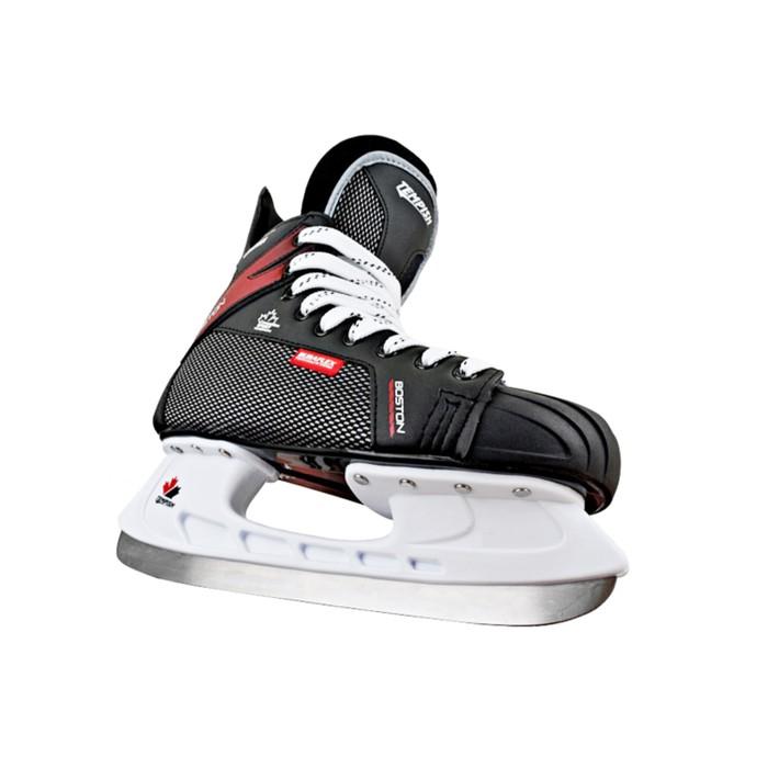 Коньки хоккейные Tempish 2016-17 BOSTON black 43