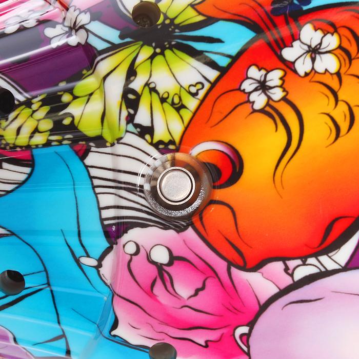 """Гироскутер 8.5"""", цвет граффити"""