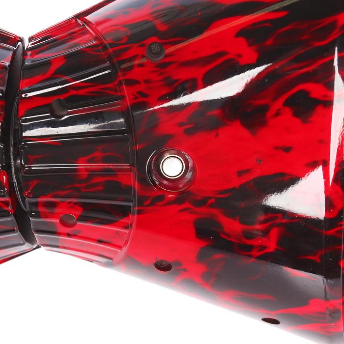 """Гироскутер 8.5"""", цвет красный огонь"""