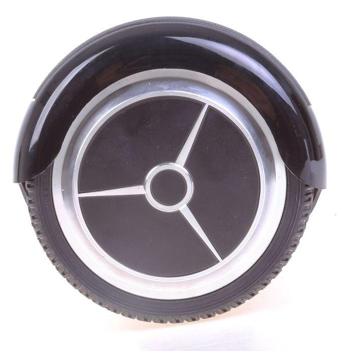 """Гироскутер 6.5"""", цвет чёрный"""