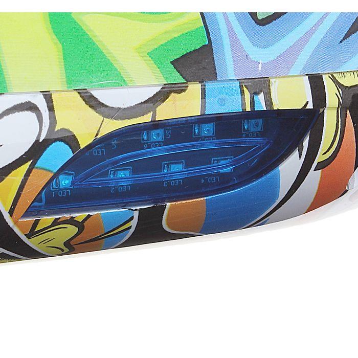 """Гироскутер 6.5"""", цвет граффити"""