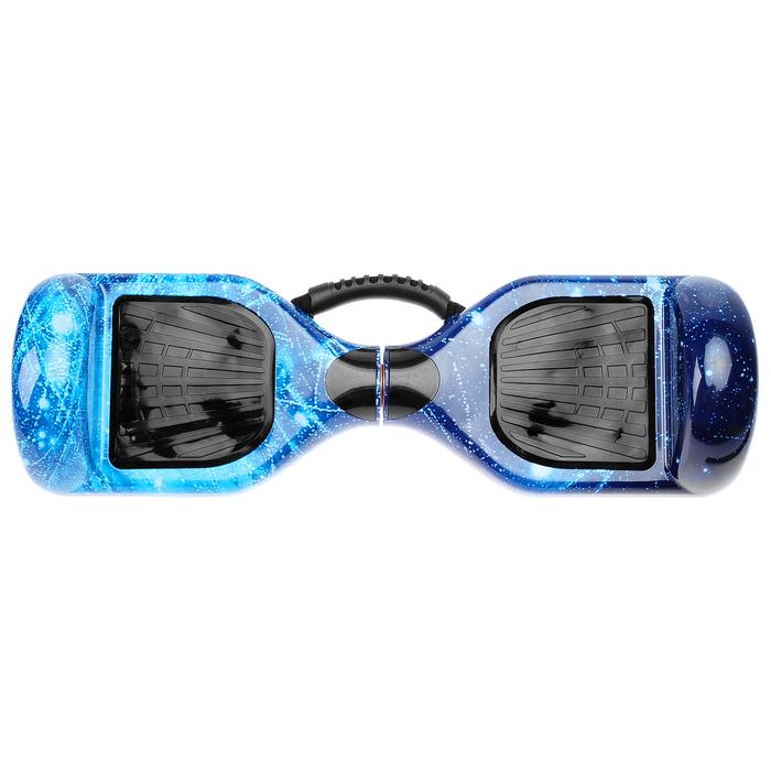 """Гироскутер 350W, 36V 4.4A, колеса 6.5"""", 10 км/ч, Bluetooth, подсветка, с ручкой"""