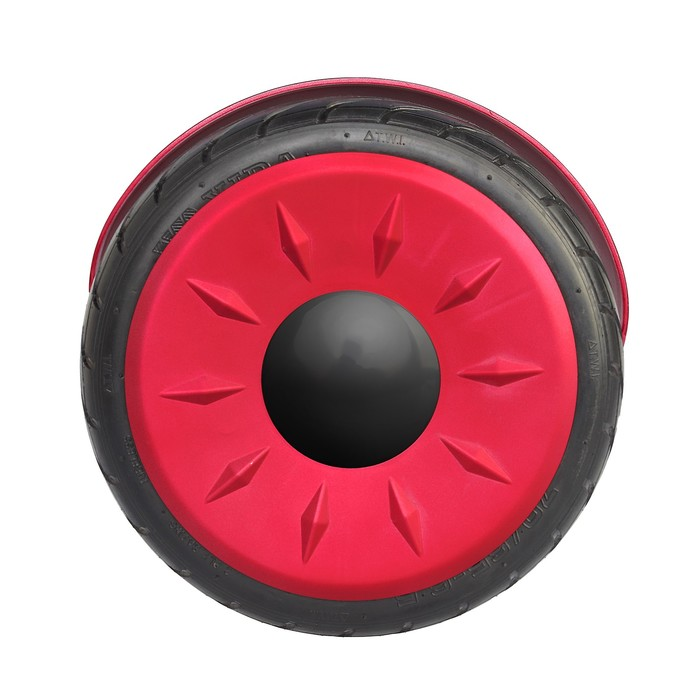 """Гироскутер 10.5"""", цвет бордовый"""