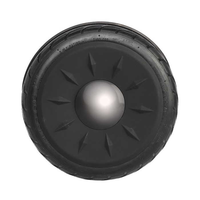 """Гироскутер 10.5"""", цвет чёрный/красный"""