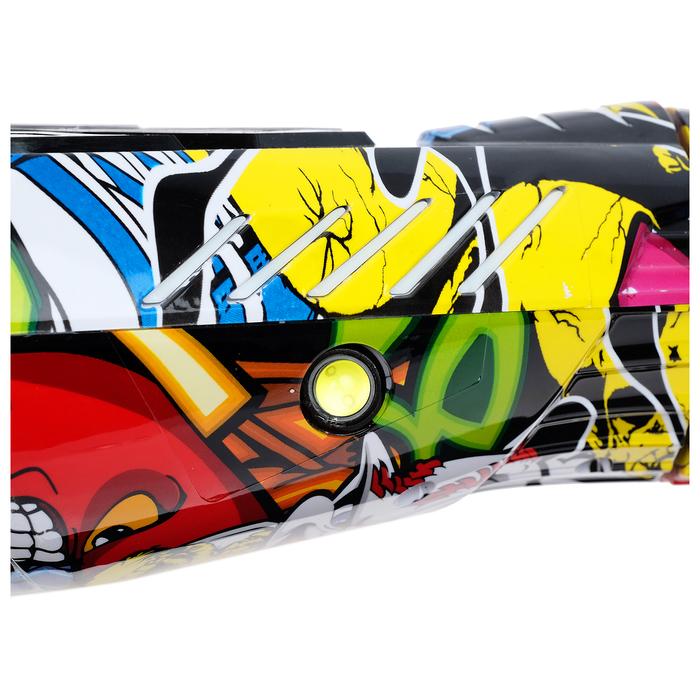 "Гироскутер 350W, 36V 4.4А, 6,5"", Самобаланс,Тао-Тао,Bluetooth,подсветка, с ручкой"