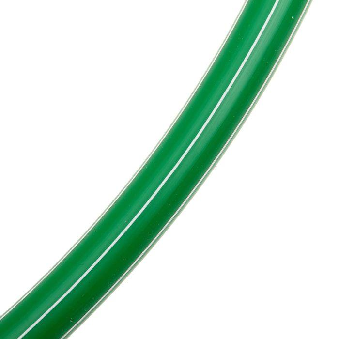 Обруч, диаметр 70 см, цвет зелёный
