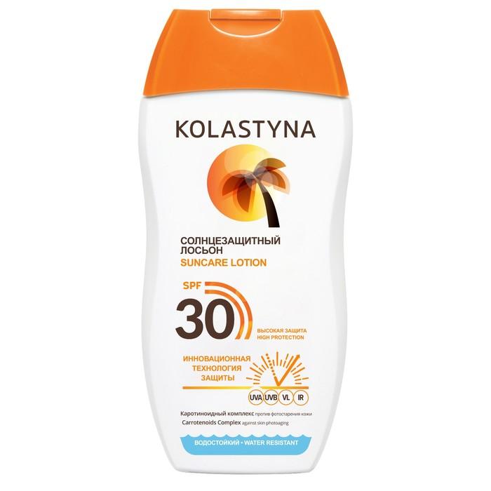 Солнцезащитный лосьон Kolastyna Spf30, 150 мл