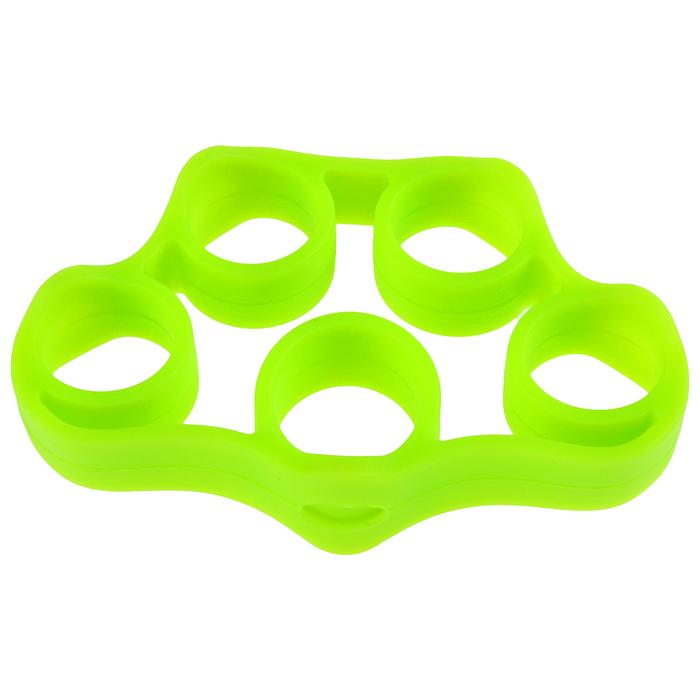 Эспандер для пальцев, нагрузка 4 кг, цвета микс