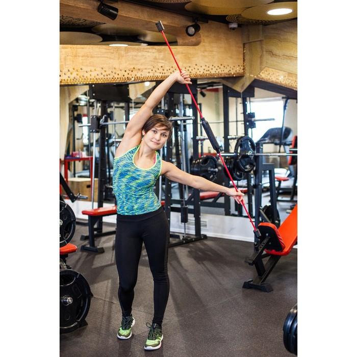 Эспандер для тонуса мышц 160 см, разборный