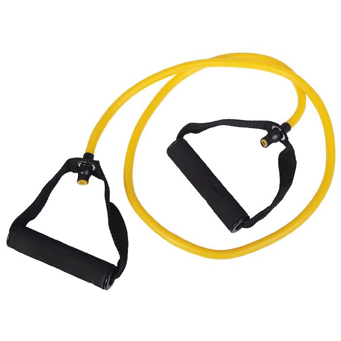 Эспандер для фитнеса 120 см,  цвет микс