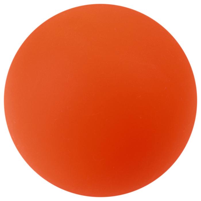 Мяч массажный, силиконовый 6 см, 150 гр, цвета микс