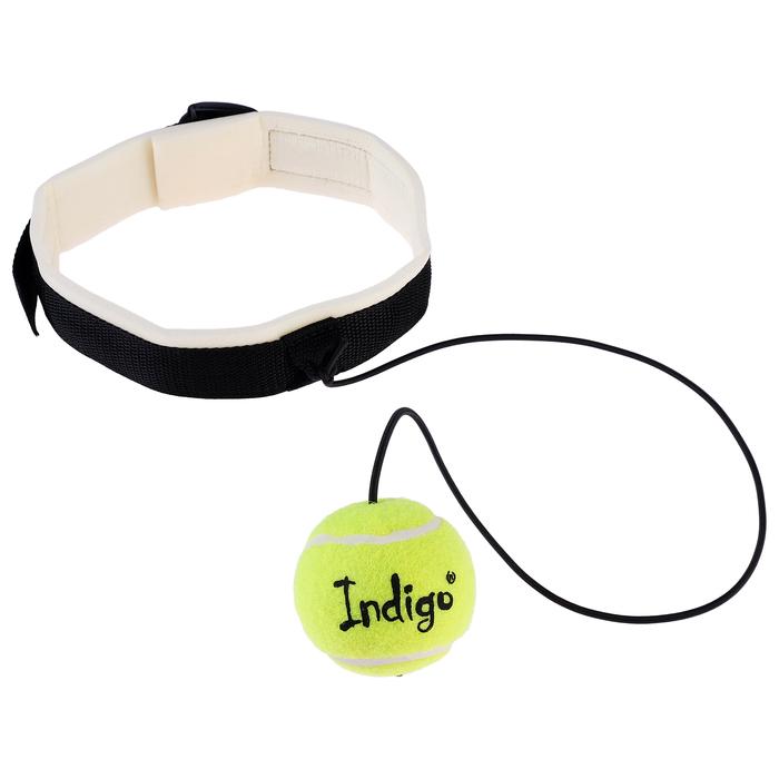 Эспандер Боевой мяч Fight Ball, 55см- INDIGO