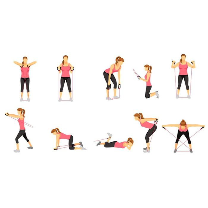 подраздел, упражнения для похудения спины и рук в картинках могу без тебя