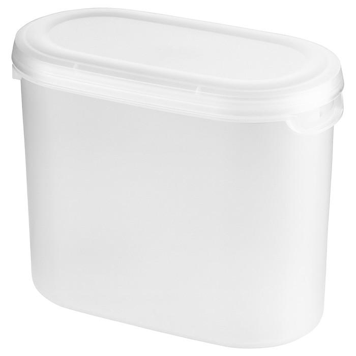 Контейнер+крышка для сухих продуктов ЭКТИГ, 1,1 л