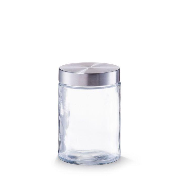 Банка для продуктов «Zeller», 11 х 16,5 см, 2 л, металлическая крышка