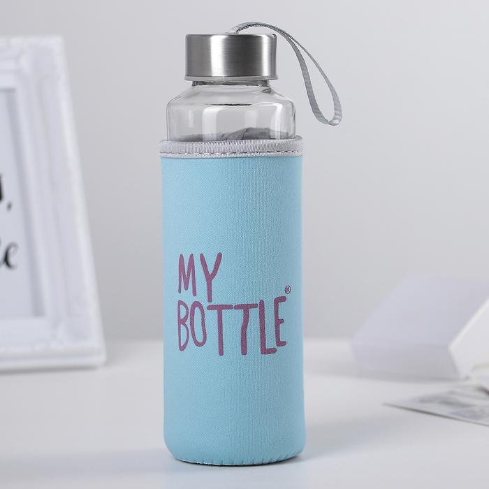 """Бутылка 380 мл """"Стиль"""""""