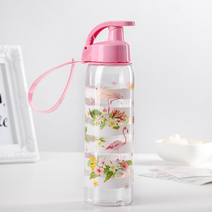 "Бутылка 500 мл ""Фламинго"""