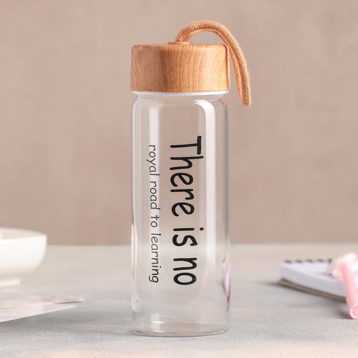 "Бутылка 320 мл ""Эко"", надпись МИКС"