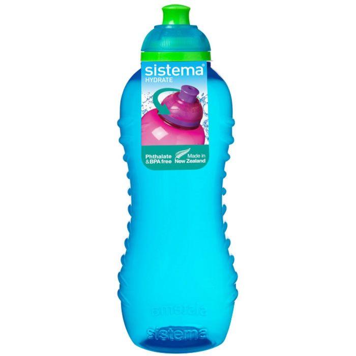 Бутылка для воды, 460 мл, микс