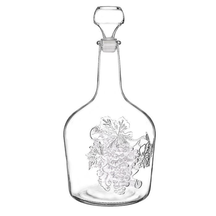 """Бутылка стеклянная 3 л """"Фуфырь"""""""