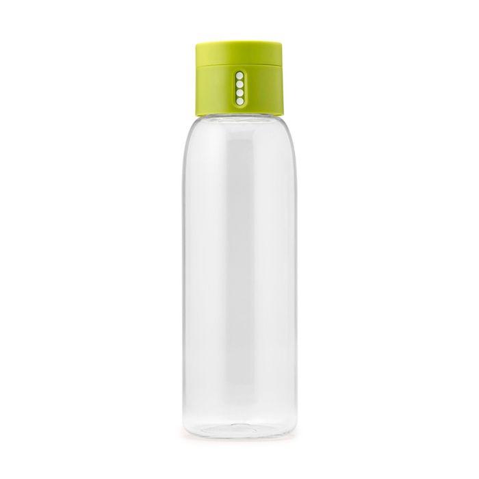 Бутылка для воды Joseph Joseph Dot зелёная, 600 мл