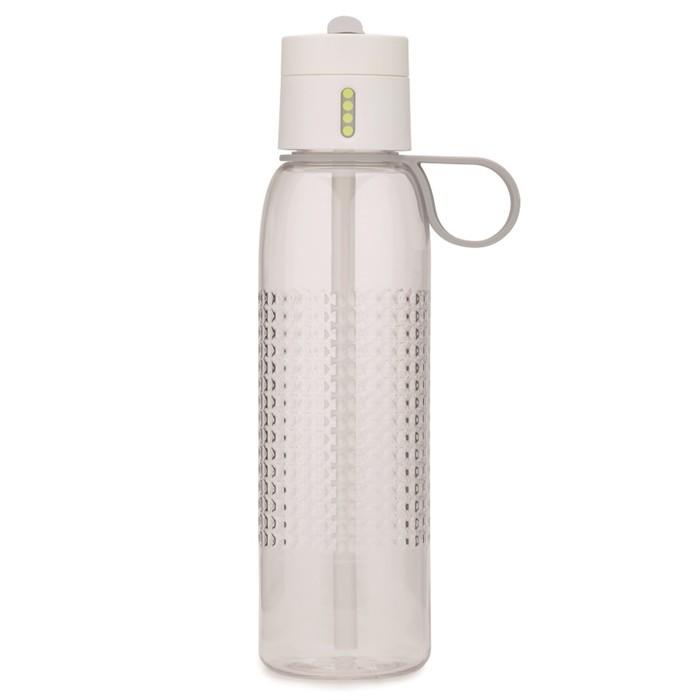 Бутылка для воды Dot Active 750 мл, белая
