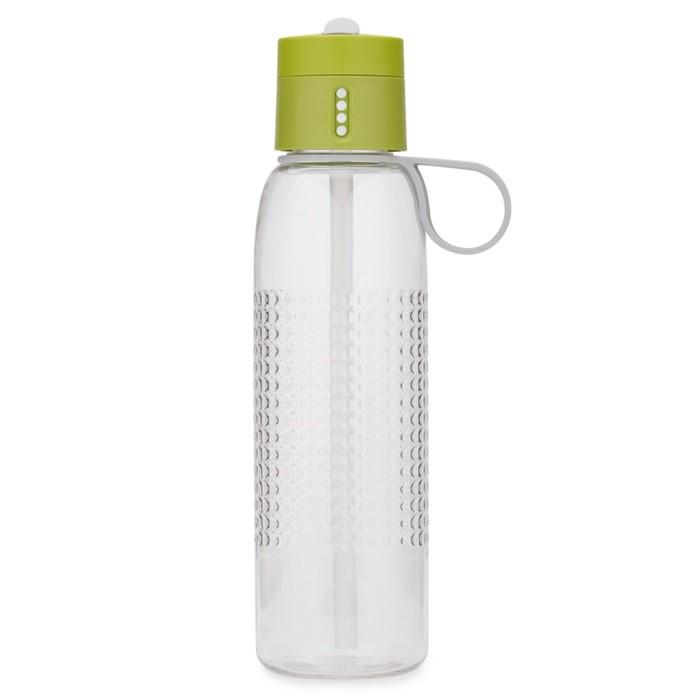 Бутылка для воды Dot Active 750 мл, зелёная
