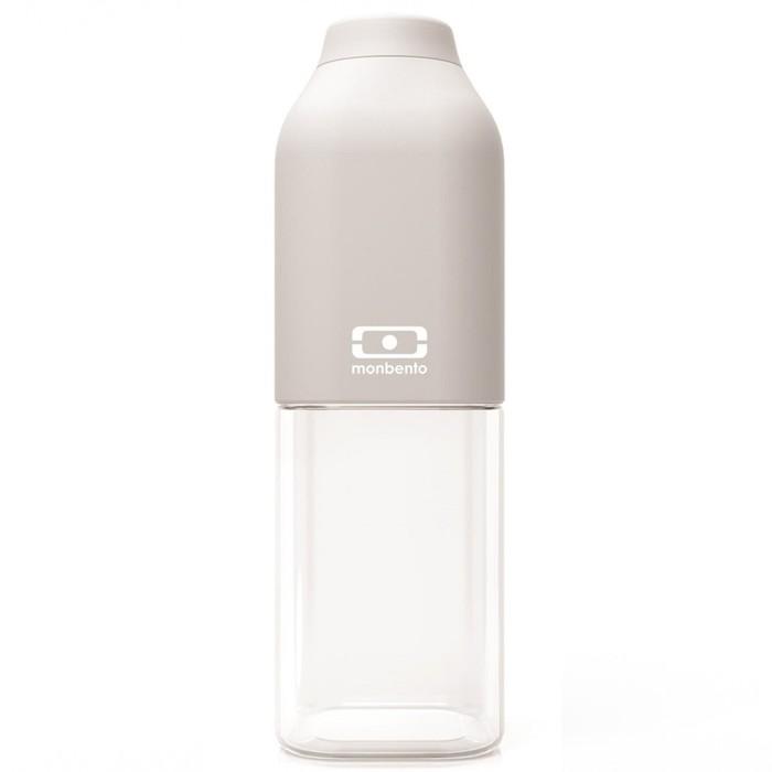 Бутылка MB Positive 0.5 л, светло-серая