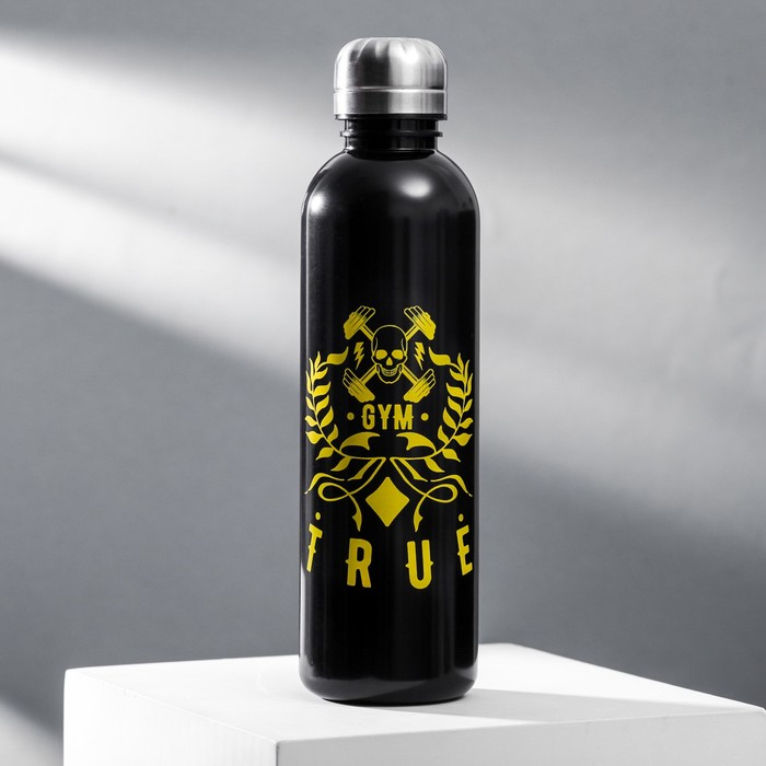 """Бутылка для воды """"True"""", 600 мл"""