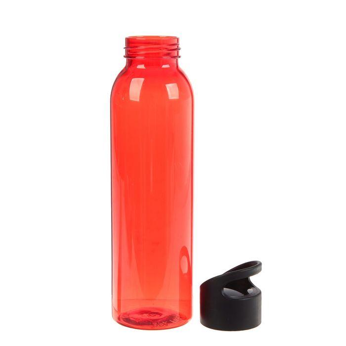 """Бутылка для воды """"Элегант"""", 700 мл, спортивная, микс"""