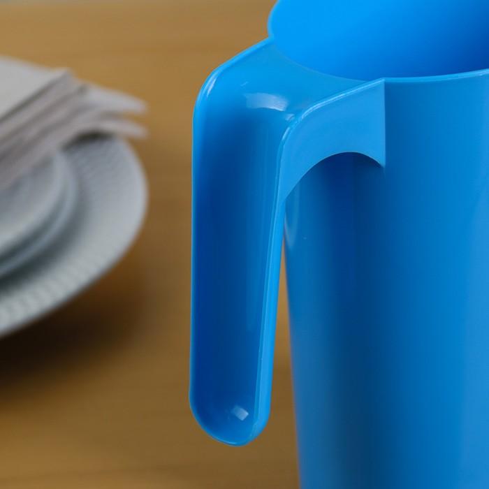 """Кувшин-подставка для молочного пакета """"Веселая буренка"""", 1 л"""