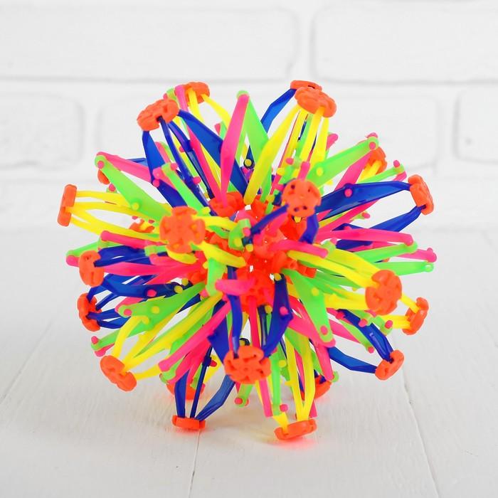 """Мяч-трансформер """"Иголка"""", цветной"""