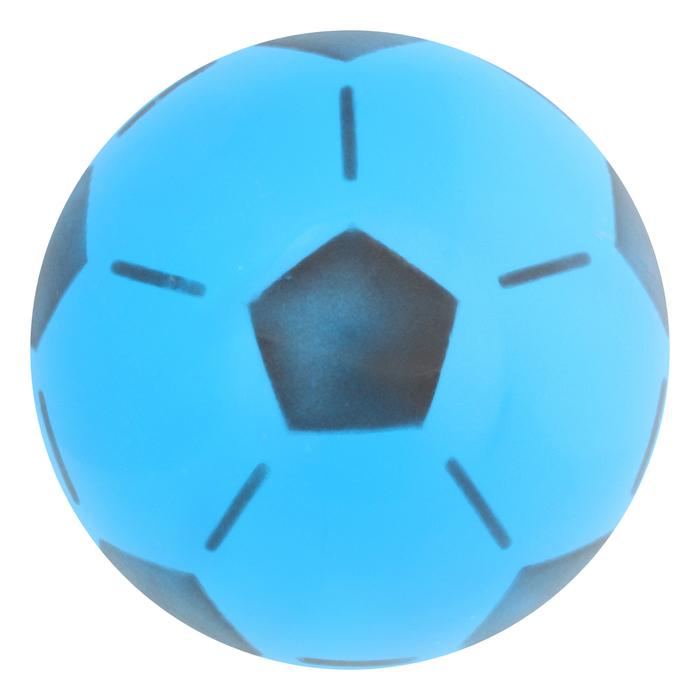 Мяч футбольный, d=20см, 50 г, МИКС